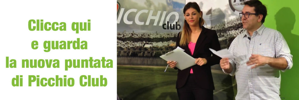 Foto fissa per Picchio Club