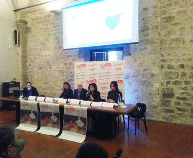 Conferenza stampa iniziativa Ripartiamo dal cuore