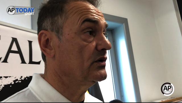 """Vivarini: """"Il Cittadella è la squadra che ci può creare più problemi di tutte, ma abbiamo fatto un grande lavoro"""""""