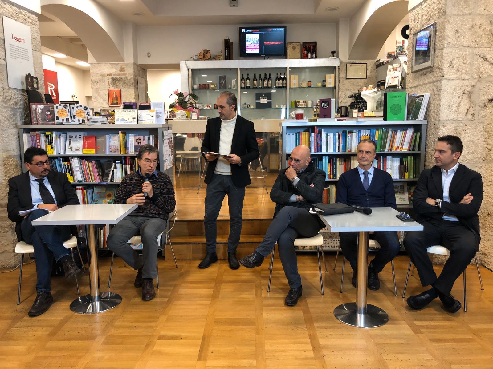 """Il dito nella piaga – Puntata del 28 novembre 2019 sul tema """"Piceno a rischio isolamento""""'?"""